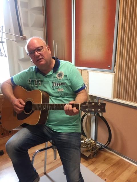 Burkhard Peine im Studio 6629