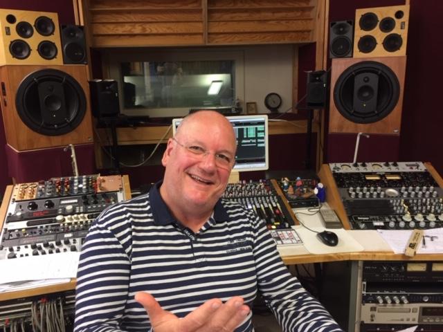 Burkhard Peine im Studio 6660