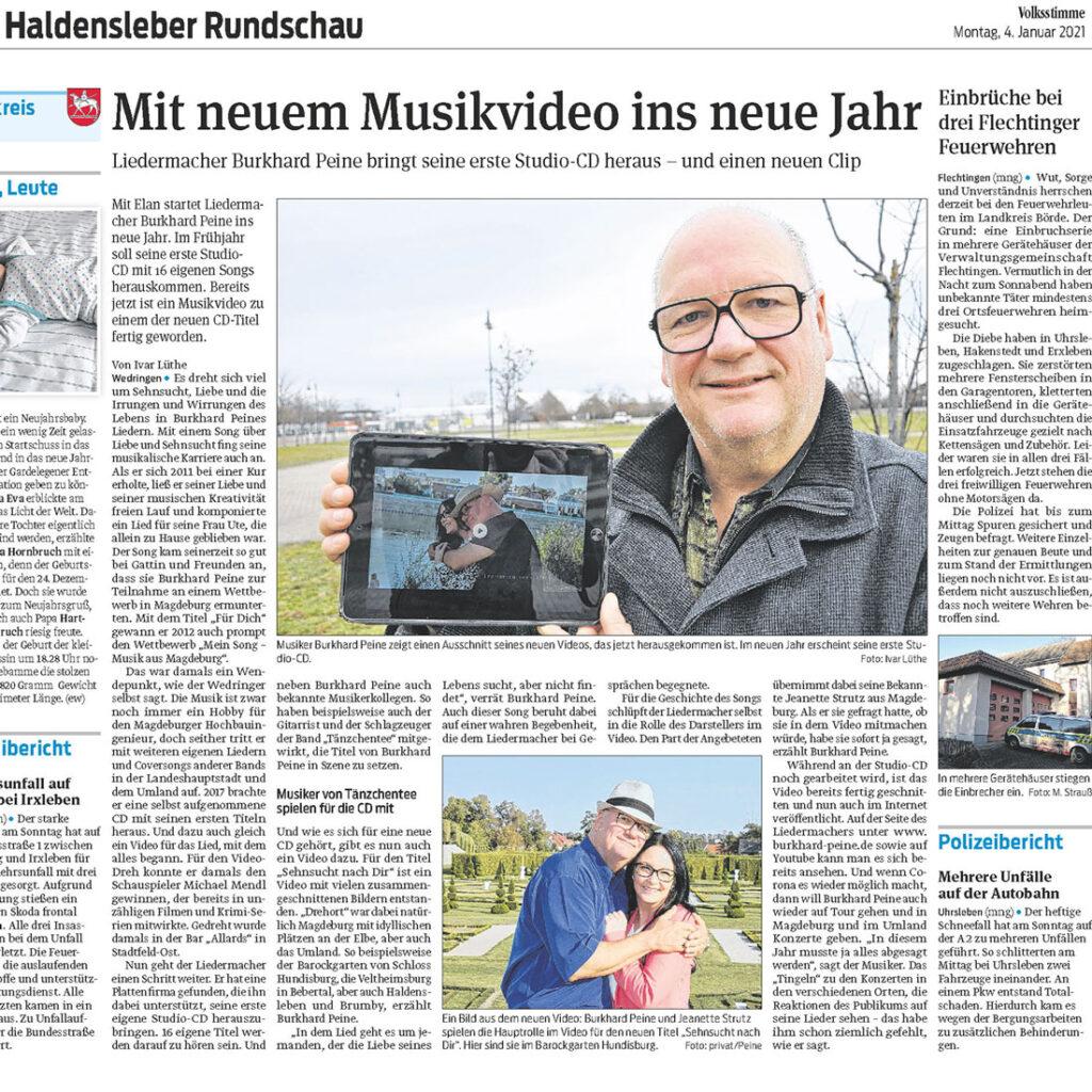 Burkhard-Peine-Volksstimme-Haldensleben